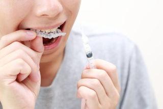 歯を白くする②(ホームホワイトニング)