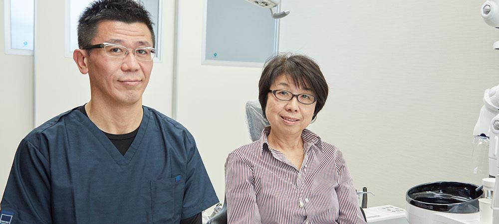 親知らずの診断や抜歯
