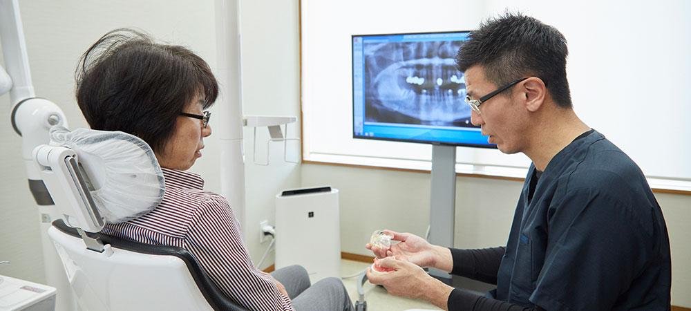歯周病予防や歯周病の改善
